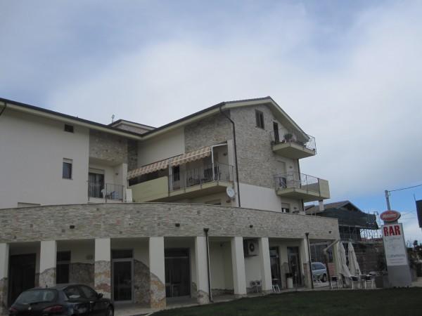 Sambuceto – Appartamento bilocale arredato con posto auto